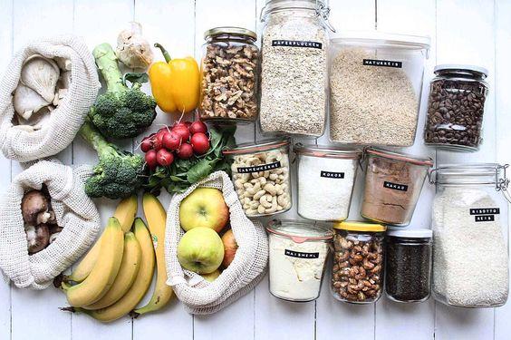 8 Beneficios de comprar a granel