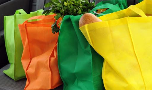 Tip #1: Usar bolsas reutilizables