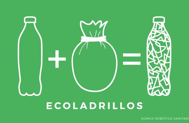 ¿Qué puedo poner en mi Ecoladrillo y qué no?