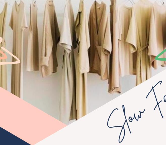 9 ideas para aplicar el Slow Fashion desde casa